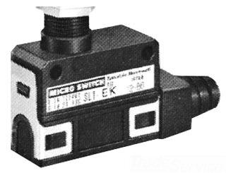SL1-EK MICROSWITCH ENCLOSED BASIC SWITCH YAMATAKE ENC BAS (HCA) (1) 66119119707