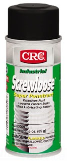 03060 CRC SCREWLOOSE PENETRATING LUBE