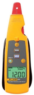 FLUKE-771 FLK MILLIAMP PROCESS CLAMP METER