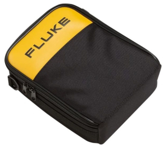 C280 FLK CARRYING CASE, POLYESTER, BLK/YEL 3182785