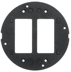 S1SP HUBBELL SUBPLATE, 2 STYLE DEV., SYS 1 78358537115