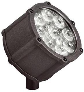 15752AZT KICHLER ACCENT LED 12.4W 35 DEG MEDIUM 78392726339