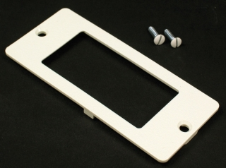 5507R WMD IVORY FACEPLATE FOR 5500