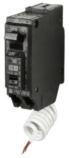 THQL1120AF GE 1P-20A-120/240V ARC FAULT BREAKER