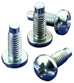 ES1224B HOFFMAN Screw,12-24 Blk 78351010253 (20 per pkg)