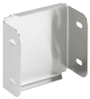CT46CPSS HOFFMAN CLOSURE PLATE 4X6
