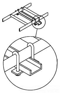 LJBK HOFFMAN J-Bolt Kit 78351010081