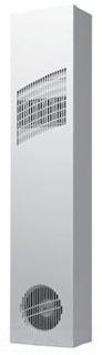 XR472416012 HOFFMANE Heat Exchanger 115v 50/60Hz 47.16x10.24x5.92 Steel/LtGray