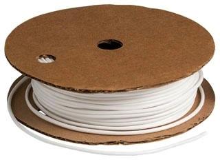 PVC-11 BRADY PVC - POLYVINYLCHLORIDE (PVC) TUBING - WHITE - 0.101 IN DIAMETER X 100 FT (2.57 66282003889