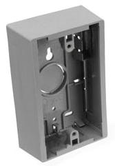 LEVITON 42777-1GB SG BACKBOX 1.45 DEEP