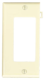 PSE26I LEV DECORA IV END PANEL SECTIONAL PLATE