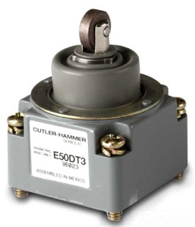 E50DT3 CH E50 HEAVY DUTY LIMIT SWITCH