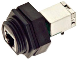 ENSP1F5 BH FEMALE 1300550001 PASSTHROUGH RJ45