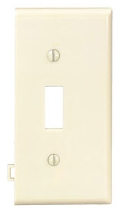 PSE1I TOGGLE SWITCH-END IV END SECTIONAL PLATE