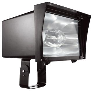 FZH400PSQ/PC RAB FLOODZILLA 400W MH HPF PULSE START+ 120V PC TRUN+LAMPN 01981300207