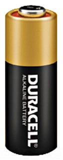 MN21BPK DUR BATTERY MN21/A23 12VOLT BATTERY ALKALINE KEYLESS ENTRY (6)
