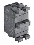 MCB-20 ABB CONTACT BLOCK 2/NO (CA)