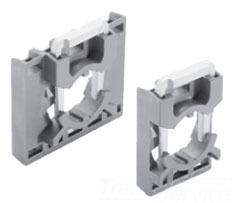MCBH5-00 ABB 5 CONTACT BLOCK HOLDER