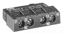 HK4-11 ABB MS450 FRONT MT AUX,1NO-1