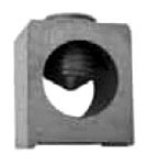 OZXA-200 ABB LUG KIT FOR OT/OS200, #4 - 300MCM, KIT INCLUDES 6 LUGS
