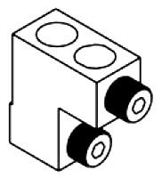 KT5400-3C ABB LUG KIT T5 CT (2) 250