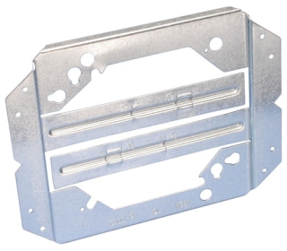 MEB1 CDY BOX TO STUD HANGER BRACKET 25/CASE