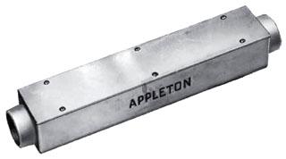1222 APPLETON 1-1/2 IN X 24 IN PTC PULL BOX 78138176975