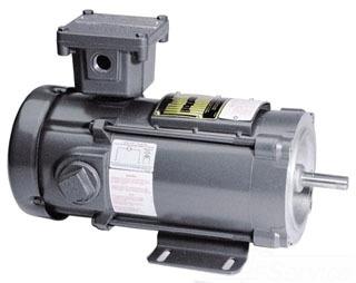 CDPX3440 BALDOR .75HP,1750RPM,DC,56C,X3435P,XPFC,F1
