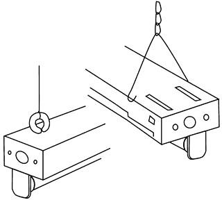 VT2-CHAIN/SET-U CHAIN MTG KIT