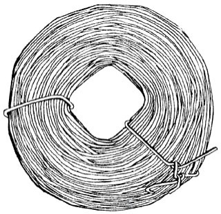 71000 CULLY #16 GAUGE TIE WIRE (SOLD PER EA 340FT ROLL)