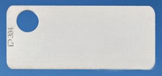 MT172-C PANDUIT METAL MARKER TAG 07498322555