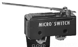 MT-4RV-A28 MICROSWITCH LARGE BASIC SWITCH