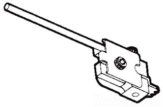 LSZ54P MICROSWITCH 20IN RAD SW LEVER 78454918246
