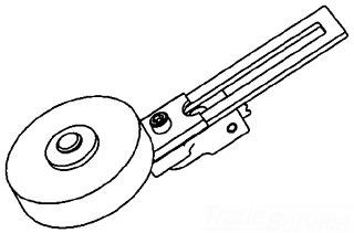LSZ52Y MIC LIMIT SWITCH OT/HEAVY DUTY LS ARM (25)