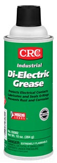 03082 CRC DI-ELECTRIC GREASE SILICONE LUBRICANT