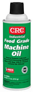 03081 CRC FOOD GRADE MACHINE OIL MULTI-PURPOSE LUBRICANT