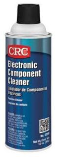 02200 CRC ELECTRONIC COMPONENT CLEANER HEAVY DUTY PRECISION CLEANER 07825402200