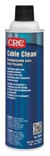 02069 CRC 20OZ CABLE CLEANER