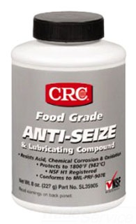 SL35905 CRC FOOD GRADE ANTI-SEIZE 07221335905