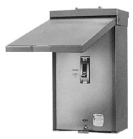 TQL100R GE 100A RT BRK ENCLOSURE 2 OR 3-POLE TYPE THQL