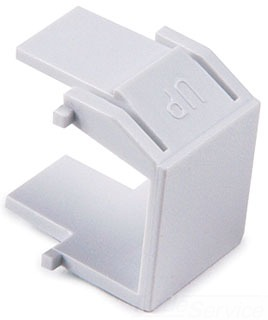 BLANKW TYTON BLANK INSERT WHITE 10/BAG (SOLD PER PK OF 10)