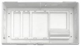 47605-MDU LEV MULTI DWELLING ENCLOSURE W/COVER (EMPTY)