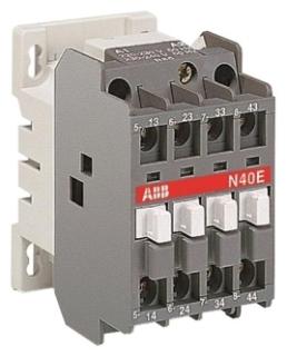 N31E-84 ABB CONTROL RELAY, 3-1 110/50, 110-120/60