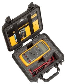 CXT80 FLUKE RUGGED PELICAN HARD CASE, 80/180 SERIES 09596947293