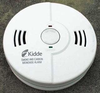 900-0102-02 KN-COSM-B FIREX CO/SMOKE ALARM BATTERY POWERED
