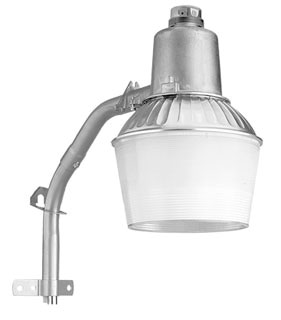 TDD150SL-120-M2 LITHONIA CONTRACTOR SELECT - 150W HIGH PRESSURE SODIUM, 120V, TWIST-LOCK PHOTOCONTROL RECEPTACLE, LAMP INCLUDED (CI# 128UYN)