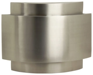 CH1901-SS CRFTMADE 10.25 X 7.25 X 2.62IN CONTEMPORARY STAINLESS STEEL SCONCE CHIME 64788103968