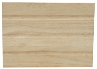 CH2401-UO CRFTMADE 5.25 X 2.38 X 8.50IN UNFINISHED OAK CHIME