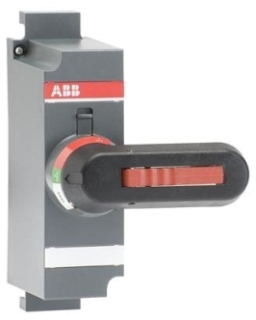 OSV200BK ABB DIRECT MOUNT/INTERNAL NFPA79 HANDLE FOR OS60-OS200, PADLOCKABLE
