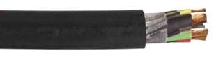 82383 CAROL SUPER VU-TRON TYPE G-GC 1/0-3 2000V PORTABLE CABLE 82383.99.01